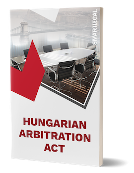 The Hungarian Arbitration Act Hungarian – English Version